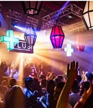 Amsterdam Night Club Party